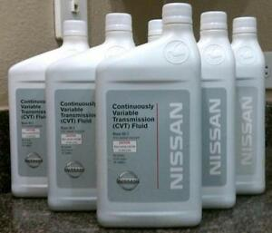 Genuine Nissan CVT Fluid
