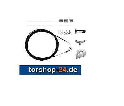 Hörmann Notentriegelung NET 2 NEU! Bowdenzug für Garagentorantrieb - Torantrieb