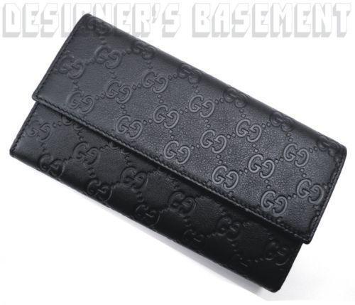c30c0de76d72 Gucci Guccissima Wallet | eBay