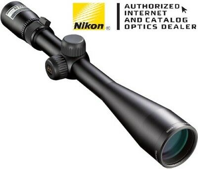 Nikon Buckmaster II Scope with BDC Reticle, 4-12 x 40mm Hunter's Hold Technology