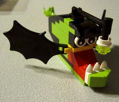 Lego Angler Fish - 2015 (29 pieces) - Angler Fish Toys