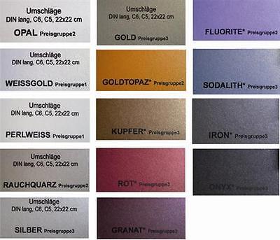 100 x Inapa Shyne schimmerndes Papier Bastelkarton farbiges Kopierpapier