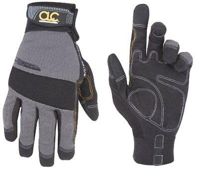 Custom Leathercraft 125l Handyman Flex Grip Work Gloves Large