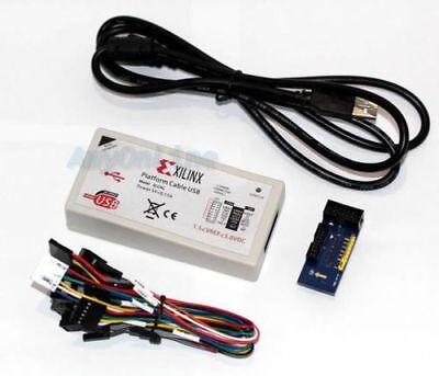 Xilinx Platform Usb Download Cable I Jtag Programmer For Fpga Cpld