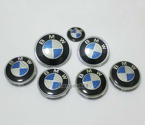 bmw carbon fiber badge ebay. Black Bedroom Furniture Sets. Home Design Ideas