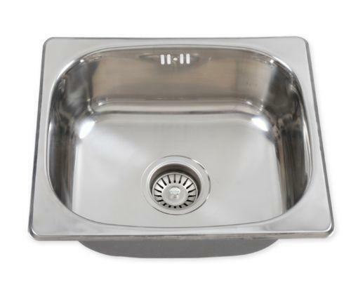 small stainless steel kitchen sinks small kitchen sink ebay 8136