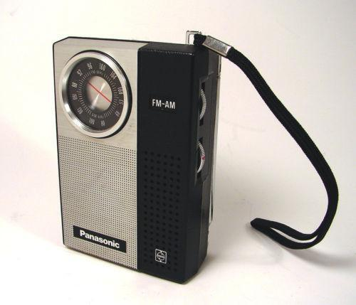 Panasonic Am Fm Radio Ebay