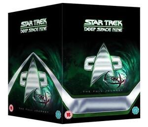Star Trek Deep Space Nine: The Complete Journey - Series 1-7 (Box Set) [DVD]