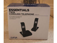 Essentials Cordless Telephone 4 Sale