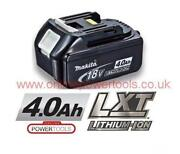 Makita 18V Lithium ion Battery