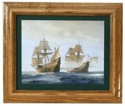 Framed SHIP Print