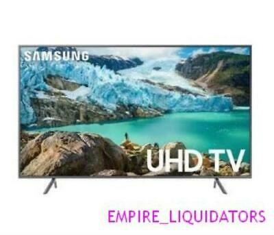 "💔SORRY NO SHIPPING 💔 55"" SAMSUNG 7 SERIES UN55RU7200F LED SMART TV 4K ULTRAHD"