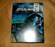 Star Wars Trilogy Blu Ray