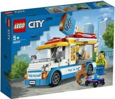LEGO CITY 60253 furgone dei gelati