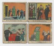 Dick Tracy Trading Cards