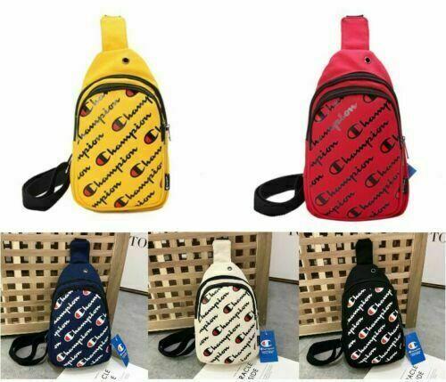 5 Colors New Champion Waist Bag Men Women Fanny Pack Waist/s
