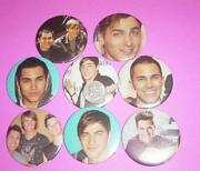 Big Time Rush Pins