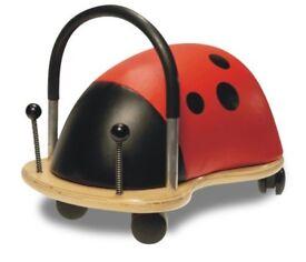 Wheely Bug- Ladybird (Large)