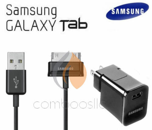 """OEM Original Wall Charger Cable for 7/8.9 /10.1""""For Samsung"""
