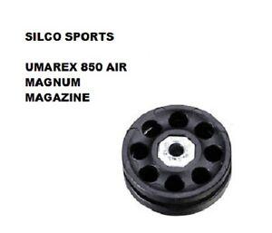 UMAREX CO2 AIR MAGNUM 850 & ROTEX 8 MAGAZINES .22 - 1PK
