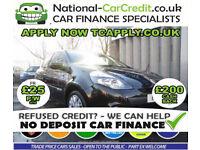 Renault Clio 1.5 dCi FAP Dynamique 3dr (Tom Tom) Good / Bad Credit Car Finance (black) 2011