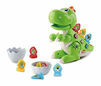 Vtech 80-518704 Codi, mein Lerndino, Babyspielzeug, green (Gruen)