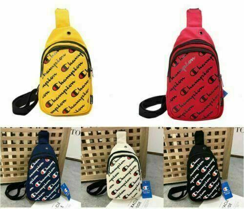 5 Colors New Champion Waist Bag Men /Women Fanny Pack Waist/