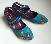 Irregular Choice Blue
