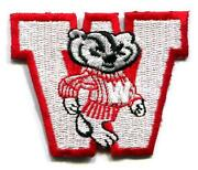 Wisconsin Badgers Patch