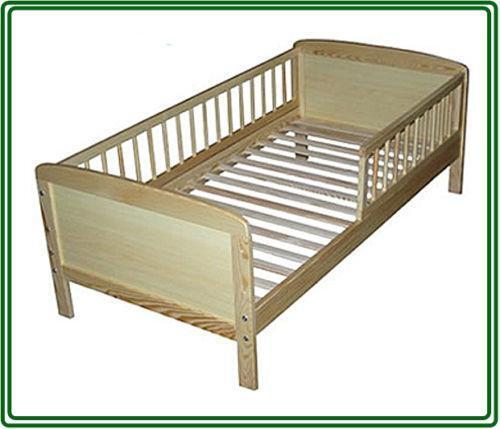 babybett kiefer gitterbetten ebay. Black Bedroom Furniture Sets. Home Design Ideas