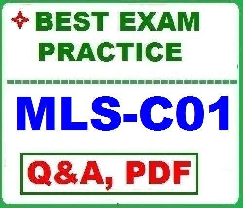 MLS-C01 - Amazon AWS Certified Machine Learning Specialty - BEST Exam Practice