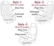 R129 Seat