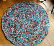 Round Rag Rug