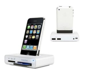 Simplifi, iPod/iPhone Dock, Media Card Reader, USB Hub