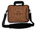 Leopard Print Laptop Case