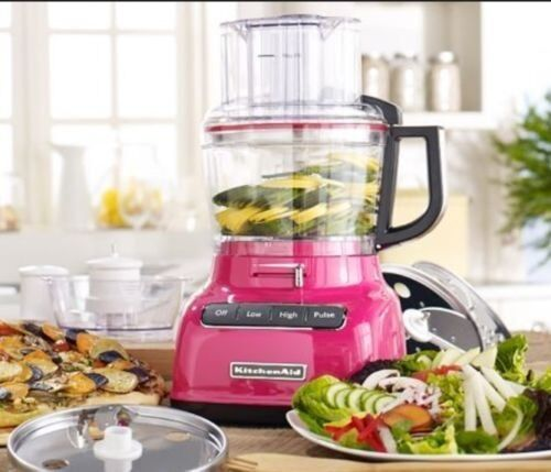 picture 7 of 8 - Kitchenaid Food Processor