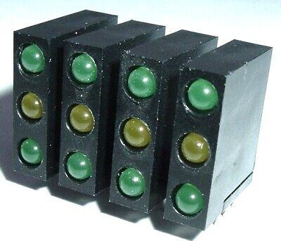 Greenyellow Pc Board Indicator Light Bars 12 Leds Per Unit Lot Of 50