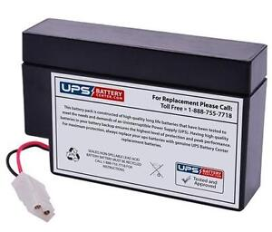 AlarmNet Replacement Battery