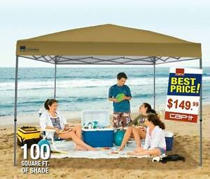 Summer is Here - Pop-up Shelter at Cap-it for only 149.99