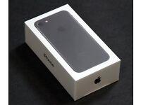 BRAND NEW Apple iPhone 7 (Latest Model) With Warrenty - 32GB - Black (EE) Smartphon2