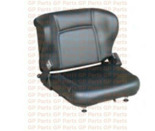 Toyota 53730-U2100-71, VINYL SEAT, Forklift 7FGCU15, 7FGCU25, 7FGCU45, 8FBCU30