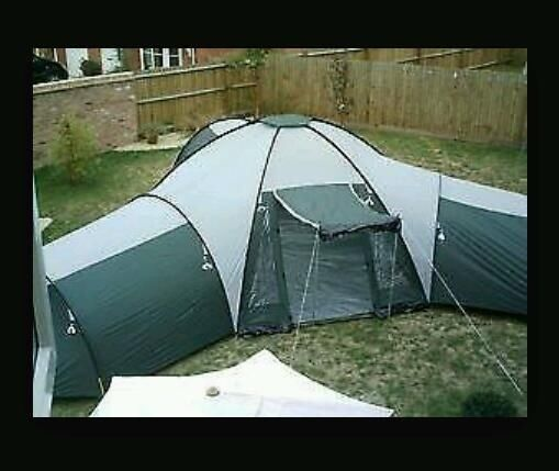 BRAND NEW PRO ACTION 12 MAN 3 ROOM TENT & BRAND NEW PRO ACTION 12 MAN 3 ROOM TENT | in Cyncoed Cardiff ...