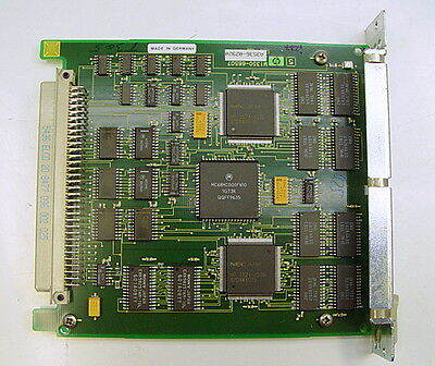 Hp M1350b Fetal Monitor Signal Processor Dspii Dsp-2 Board M1350-66507 Dsp Ii