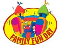 Theale Club fun day