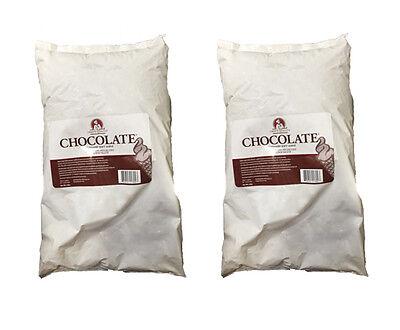 Soft Serve Mix, 2 Bags X 6 Lbs, Chocolate Ice Cream Mix, ...