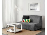 Ikea 2 Seater Sofa Double Bed Very Good Condition (WF17)