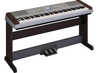 Piano yamaha dgx 640 for iphone 8 up or good large tablet/phone