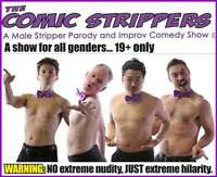 The Comic Strippers! Improv Comedy Show! In Courtenay!