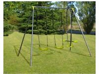 3unit swing set from Smyths