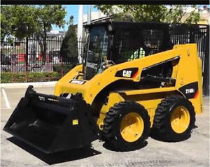 Cat skid steer for hire Garfield Cardinia Area Preview